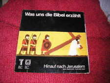 LP Pop Siegfrie Fietz Was uns die Bibel erzählt ABAKUS