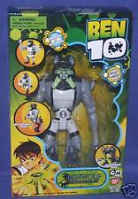 BEN 10 Metamorfigure Transforms BENWOLF 2 toys in One 8 inch New Factory Sealed