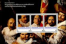 4 Postsets Frans Hals;  GOED LEZEN !!!