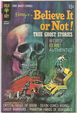 Ripley's Believe It or Not! Comic Book #11 Gold Key 1968 VERY FINE-