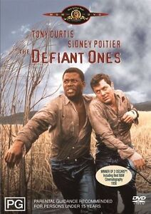 The Deviant Ones DVD DRAMA 1958 Tony Curtis, Sidney Poitier