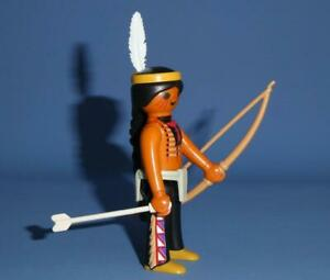 Playmobil Native American Indian Brave & accessories - Western  / Male Figure C