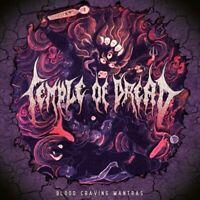 TEMPLE OF DREAD - BLOOD CRAVING MANTRAS (BLACK VINYL)   VINYL LP NEU