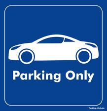 Parking Only-PEUGEOT RCZ-Autocollant