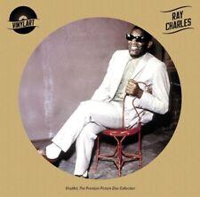 RAY CHARLES - VINYLART,THE PREMIUM PICTURE DISC COLLECTION   VINYL LP NEU