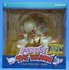 PINKY and the BRAIN Radioactive GITD Vinyl Figure SDCC Convention Exclusive
