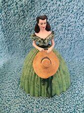 Franklin MInt Gone with the Wind Figurine- Scarlett O'Hara