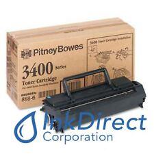 Genuine Oce-Pitney Bowes-Imagistic 8186 818-6 Toner Cartridge Black