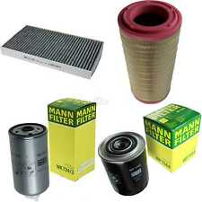 Mann-filter Set Iveco Daily III Pickup/Chassis Box/Estate