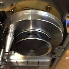 AKAI GX-635, 636, 646, 747 Gummi Belag Umlenkrolle, Rubber Roller Tension Arm