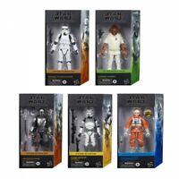 Star Wars Black Series Action Figures Hasbro Clone Trooper Sith Jedi Figures