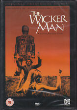 The Wicker Man (1973) Christopher Lee Edward Woodward New & Sealed UK R2 DVD