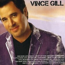 Icon - Vince Gill (2010, CD NEUF)