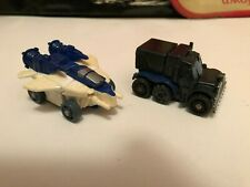 Hasbro 2011 TOMY mini bot shots transformer Lot x 2