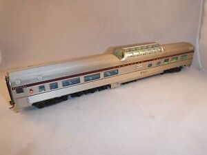 "Rapido HO Scale Canadian Pacific CP 85' Budd Mid-Train Dome ""Skyline"" #509"