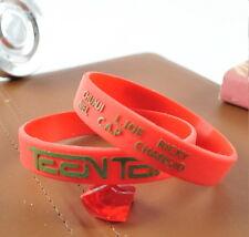 2pics TEENTOP TEEN TOP RICKY NIEL JONGHYUN CHUNJI wristband KPOP NEW SH077