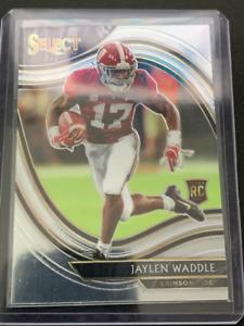 Jaylen Waddle - 2021 Panini Chronicles Draft Picks - Select Base Rookie #264