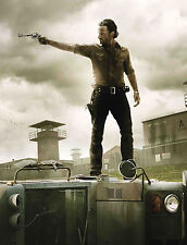 The Walking Dead A3 Poster Print 260gsm
