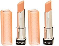 REVLON Colorburst Lip Butter, Creamsicle, 0.09 Ounce (2 Pack)
