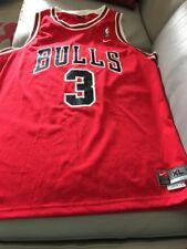 CHICAGO BULLS TYSON CHANDLER BASKETBALL JERSEY SZ XL + 2 NIKE NBA