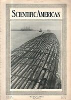 1914 Scientific American November 14 - Forest Fire-fighting;Measuring star light