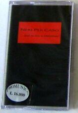 NERI PER CASO - ...AND SO THIS IS CHRISTMAS - Musicassetta Sigillata MC K7