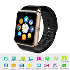 Bluttooth Smart Watch Fitness Tracker Pedometer Watch for Andriod Moto LG Huawei