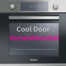 Candy XL Edelstahl Multifunktion Display Einbau Backofen Autark Umluft Grill 65L