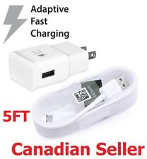 New Adaptive FAST RAPID Wall Charger for Samsung Galaxy S6/ S6 Edge S7 Note 5