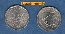 V République 1959 - / 2 Francs 1993 Jean Moulin SUP SPL Commémorative