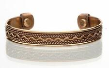 PURE COPPER MAGNETIC BRACELET mens womens STYLE#C  jewelry health magnets energy