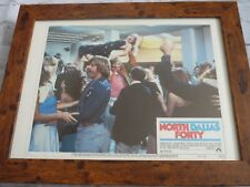 Framed Lobby card Press Promo Photo Over sized 16x12 North Dallas Forty paramoun