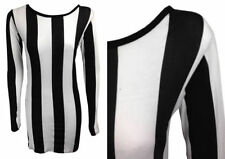 Unbranded Machine Washable Striped Clothing for Women