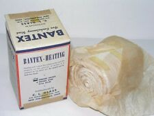 VINTAGE BANTEX EMBALMING MORTICIAN FUNERAL PARLOR BODY FORM TAPE IN BOX