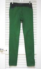 Current / Elliott + Charlotte Gainsbourg anthropologie green denim 25