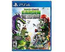 Plants vs. Zombies: Garden Warfare - Sony Playstation 4 Game - Complete