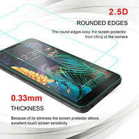 3-Pack Tempered Glass Screen Protector For LG Stylus Stylo 2 Plus LS775