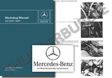 Mercedes 300GD 240GD G WAGEN 460 Service Workshop Repair Manual Wagon 240 300 GD