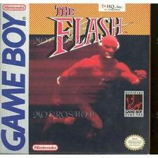 The Flash Game Boy On Gameboy Game Only 8E