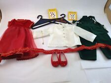 American Girl Holiday Dress Outift Kit Today Caroline Tenney