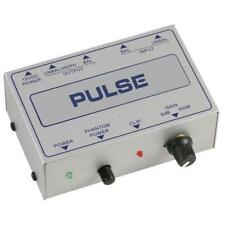 Pulse Microphone Pre Amplifier MPRE Studio Recording Sound Mixer