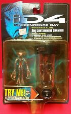 ID4 Bendable Alien And Bio-Containment Chamber 1996 Trendmasters