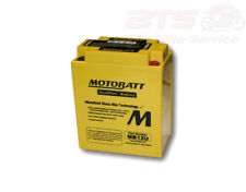 Akku MOTOBATT Batterie MB12U 4-polig battery 4-ports Kawasaki Ducati Yamaha Hond