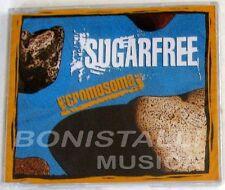 SUGARFREE - CROMOSOMA - CD Singolo Sigillato