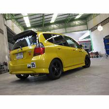2002 2003 2004 2005 06 2007 Honda Fit Jazz GD Rear Wing Roof Spoiler Unpainted