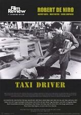 Taxi Driver - Film Review Poster