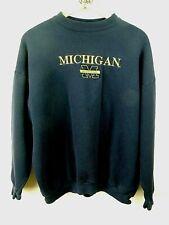 New listing Vintage 90'S Tultex Michigan Sweatshirt Size Xl