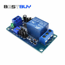 12V DC Relay Switch Automotive Turn on/Turn off Power-Delay Circuit BBC