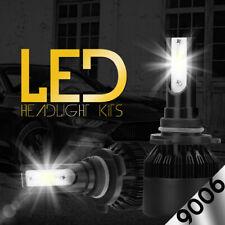 XENTEC LED HID Headlight Conversion kit 9006 6000K for 2009-2010 Pontiac Vibe