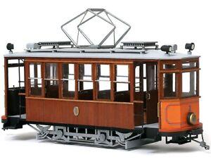 Occre Soller Tram 1:24 Scale 53003 Model Kit